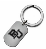 Baylor Bears Stainless Steel Key Ring - DealsAmazingDeals.com