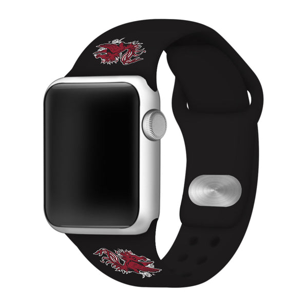 South Carolina Gamecocks Sport Band for Apple Watch - DealsAmazingDeals.com