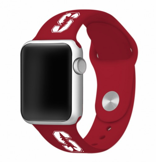 Stanford Cardinal Sport Band for Apple Watch - DealsAmazingDeals.com