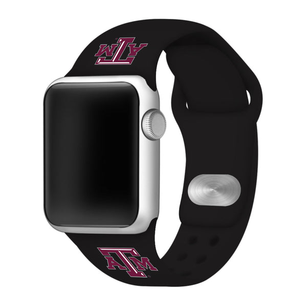Texas A&M Aggies Replacement Sport Band for Apple Watch - DealsAmazingDeals.com