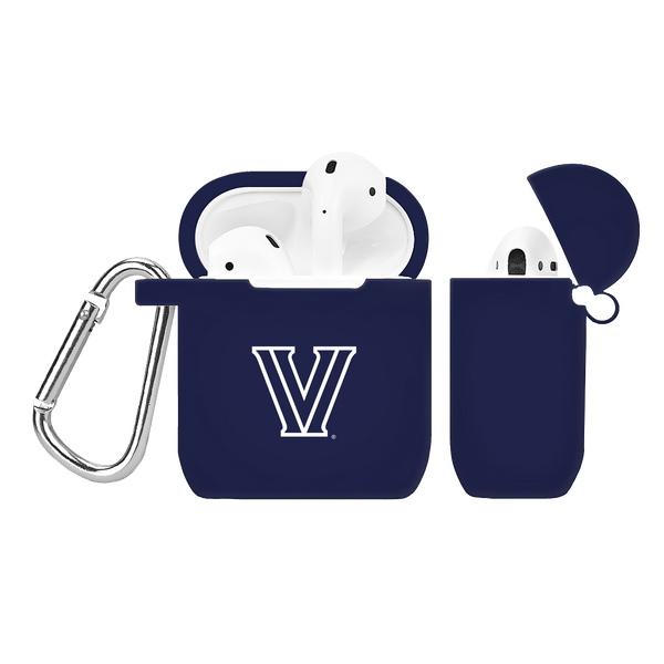 Villanova Wildcats Silicone AirPod Case