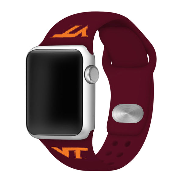 Virginia Tech Hokies Sport Band for Apple Watch - DealsAmazingDeals.com