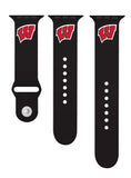 Wisconsin Badgers Replacement Apple Watch Band