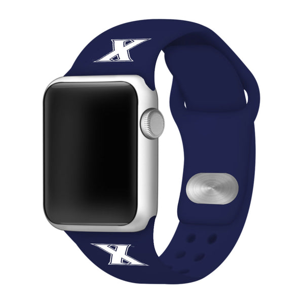 Xavier Musketeers Sport Band for Apple Watch
