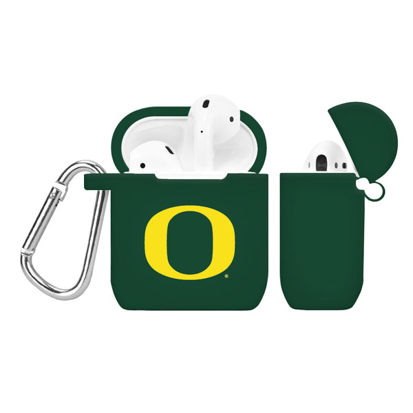 Oregon Ducks Silicone Case Cover for Apple AirPod Case - DealsAmazingDeals.com