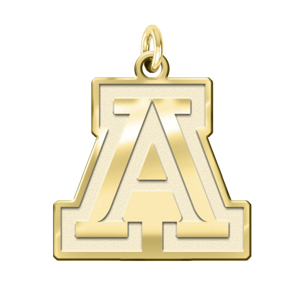 Arizona Wildcats 14KT Gold Charm - DealsAmazingDeals.com