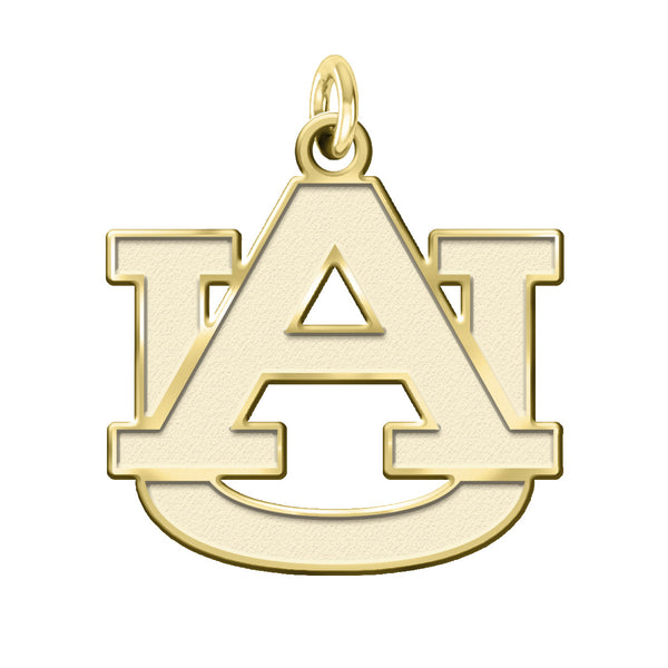 Auburn Tigers 14KT Gold Charms - DealsAmazingDeals.com