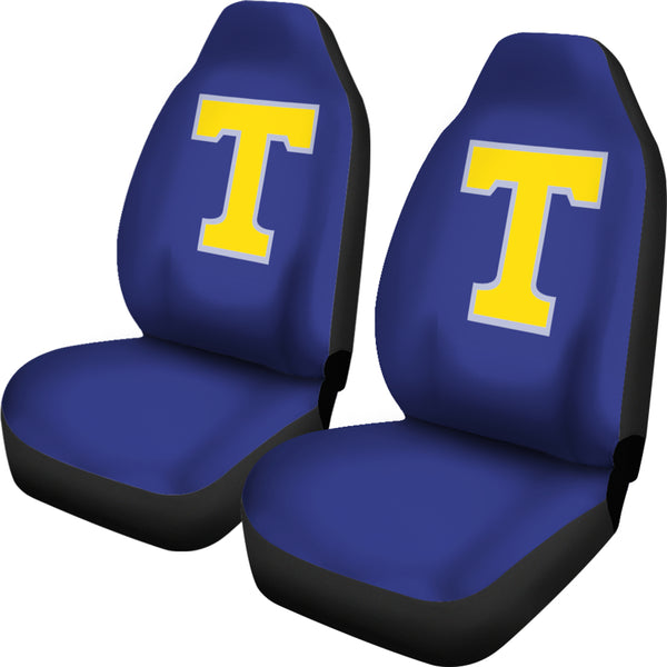 Tupelo Golden Wave Car Seat Covers