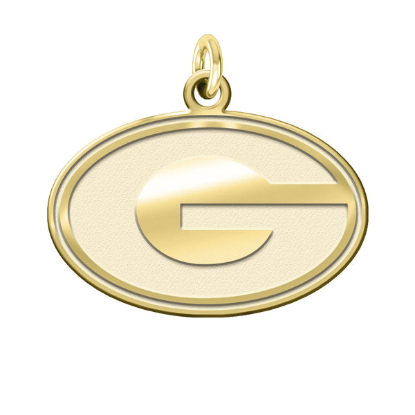Georgia Bulldogs 14KT Gold Charm