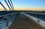 Walking the span of the Indian River Inlet Bridge with camera yields this photograph.
