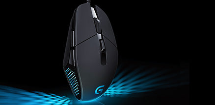 MOUSE USB GAMER LOGITECH G302 910-004205