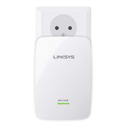 EXTENDER RANGE LINKSYS N600 WIRELESS RE4100W