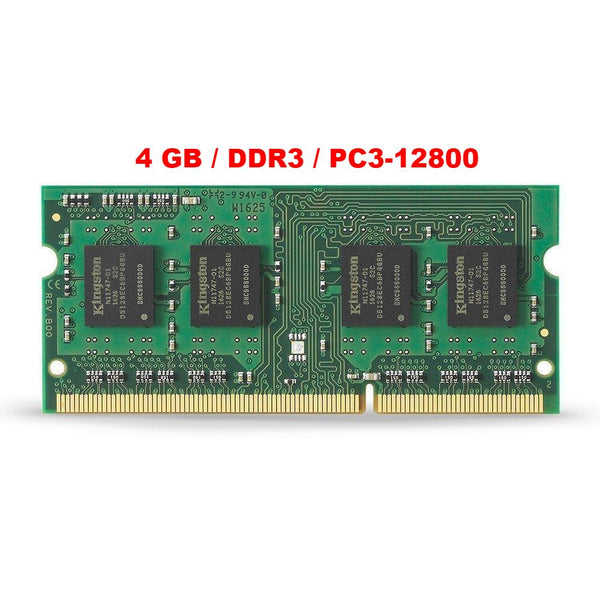 MEMORIA RAM USADA 4GB DDR3 1600MHZ / PC3-12800 P/LAPTOP