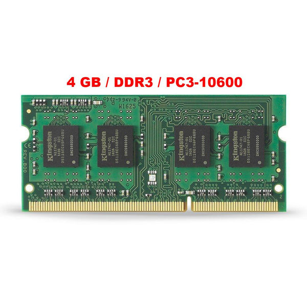 MEMORIA RAM USADA 4GB DDR3 1333MHZ / PC3-10600 P/LAPTOP
