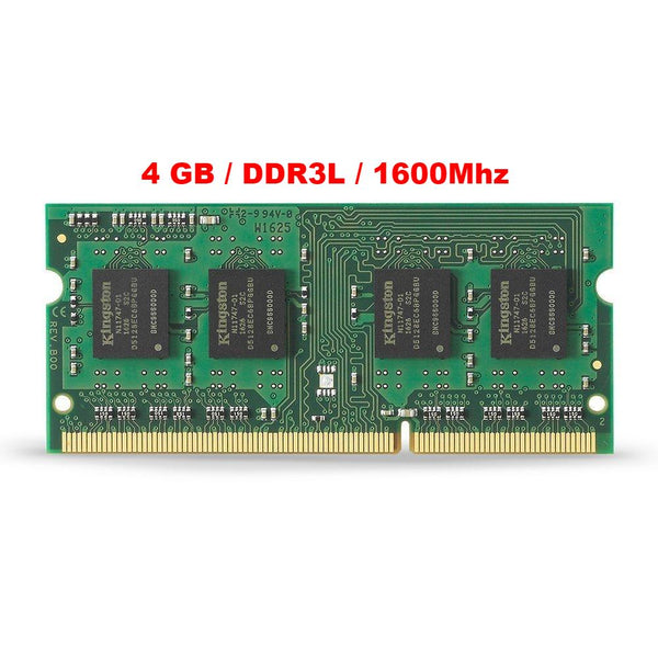 MEMORIA RAM USADA 4GB DDR3L 1600MHZ / PC3L-12800 P/LAPTOP