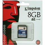 TARJETA DE MEMORIA FLASH 8GB SD4/8GB KINGSTON