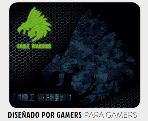 MOUSE PAD EAGLE WARRIORS GAMER FXX32263001C
