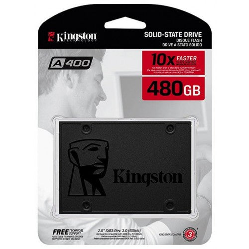 "DISCO DURO SSD ESTADO SOLIDO 480GB / 2.5"" / Slim 7mm"