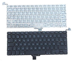 TECLADO APPLE MACBOOK PRO A1278 2009 2010 2011 2012 MC374LL/A, MC375LL/A MB990 MB991 MC374 MC375 ESPANOL SIN FRAME