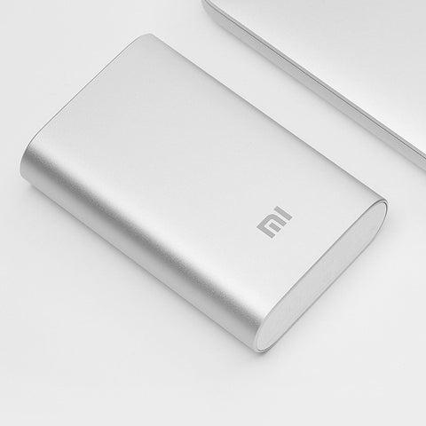 POWER BANK MI 10.000mAh PLATA