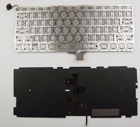 "REPUESTO BACKLIT BACKLIGTH P/TECLADO APPLE MACBOOK PRO UNIBODY A1278 13"" 2009 2010 2011 2012 INGLES"