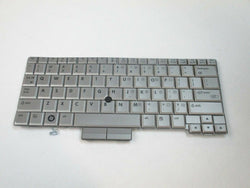 TECLADO HP COMPAQ  2710p GENUINE - KEYBOARD W/ MOUSE BUTTONS 454696-001