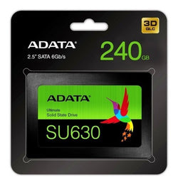 UNIDAD SSD ESTADO SOLIDO 240GB | 2.5"
