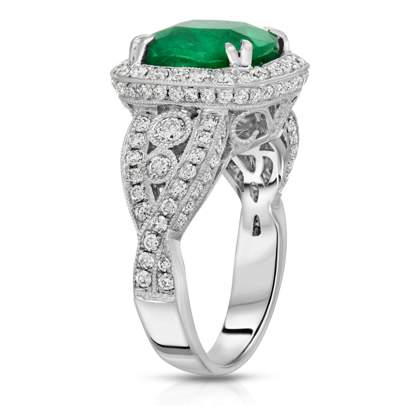 Timeless Set Cushin Emerald