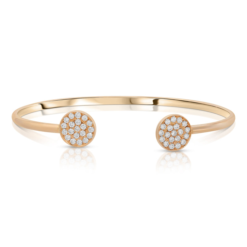 Two Circles Bangle