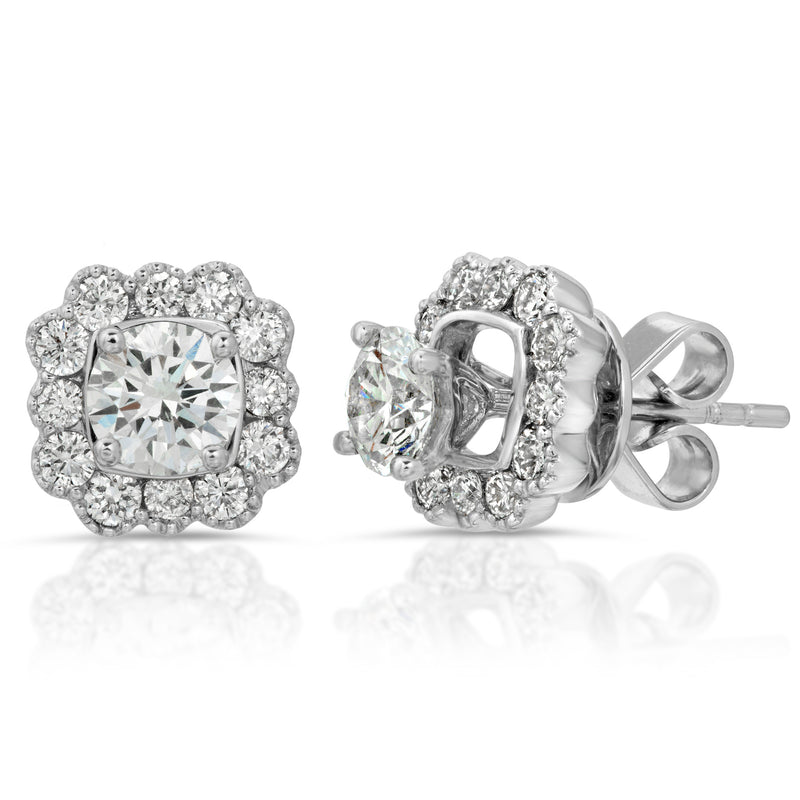 Detachable Halo Studs