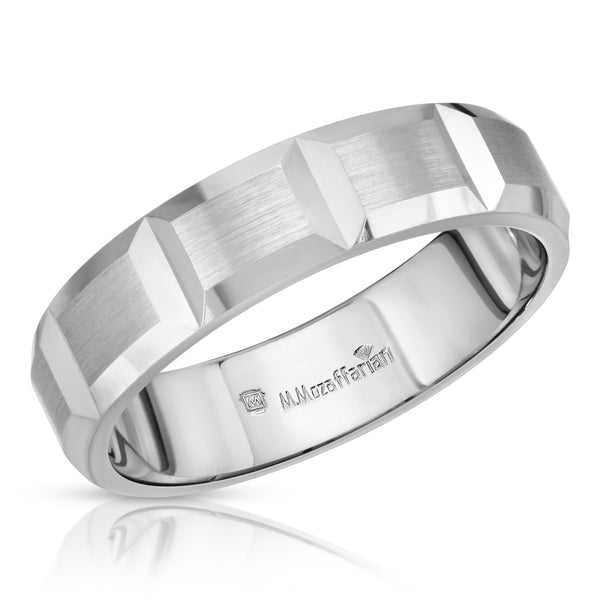 All Around Cut Men's Band
