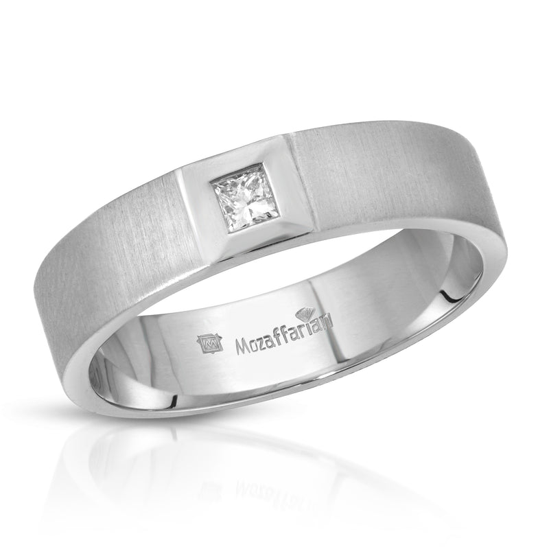 Men's Single Stone Band