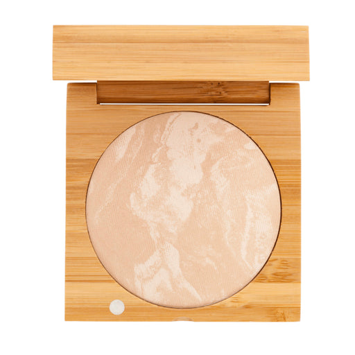 Antonym Certified Organic and Natural Baked Foundation Light