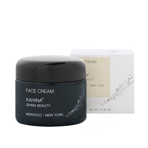 Kahina Certified Organic and Natural Face Cream