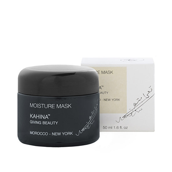 Kahina Certified Organic and Natural Moisture Mask