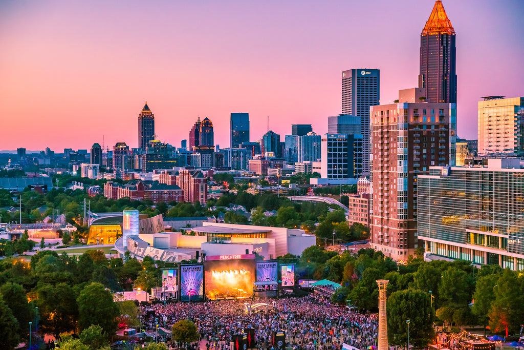 Shaky Knees Music Festival Announces Daily Schedule
