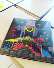"KING GIZZARD & THE LIZARD WIZARD ""Polygondwanaland"" Dual Chamber Liquid Filled /150  (LIMIT 2 PER ORDER SHIPS 7-10 WKS)"