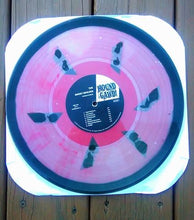 "The Ghost Wolves ""Paper Cut"" Vinyl (Texas Platinum) /10"