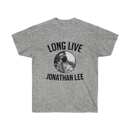 LONG LIVE J LEE FUNDRAISER SHIRT