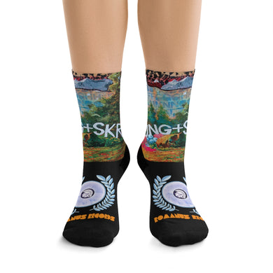 LUNG / SKRT ALBUM SOCKS