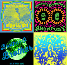 Brother O' Brother LP Bundle (4 for $60)