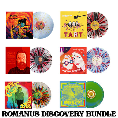 Romanus Records Discovery Bundle $75! 6 LPS!