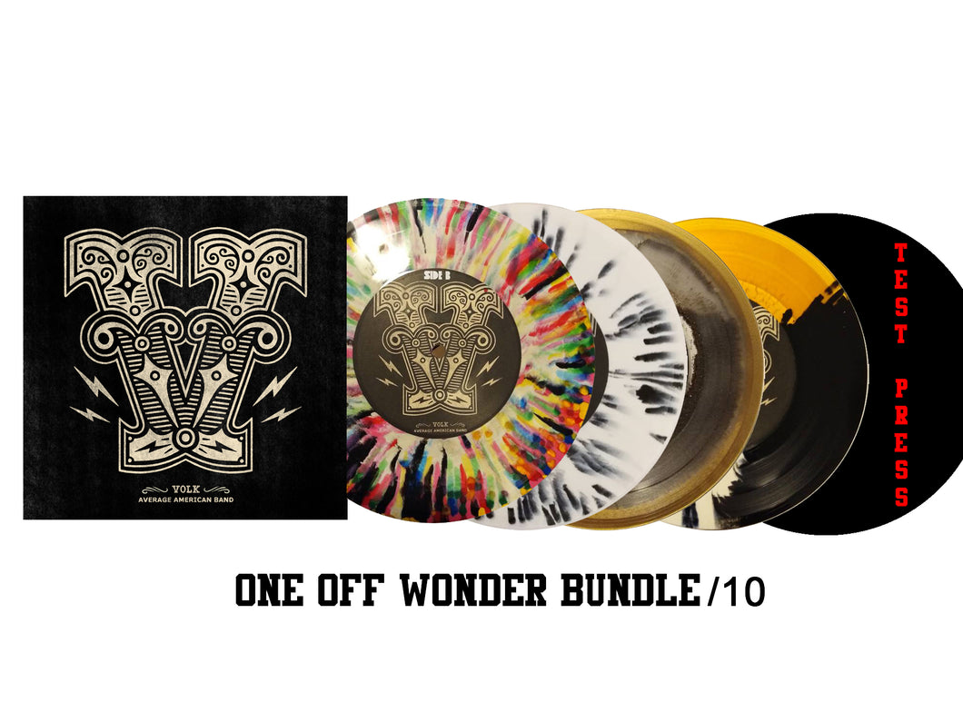VOLK One Off Wonder Bundle/10 (Ships in 3 weeks)