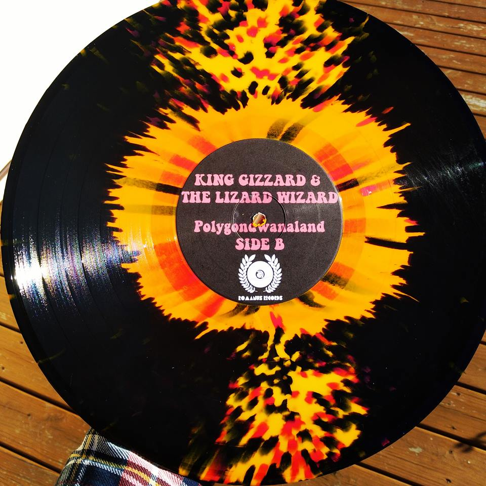 King Gizzard POLY ONE OFF WONDER/14