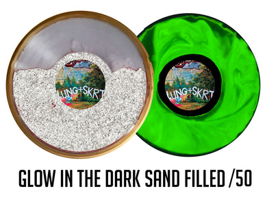 LUNG/SKRT SPLIT LP GITD SAND FILLED /50 (ships in 4-6 weeks)