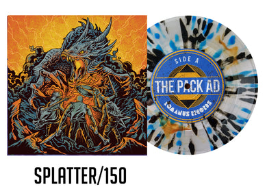 Pack Ad/Brother O' Brother SPLATTER 7 inch/150 (SHIPS IN 3-4 WEEKS)