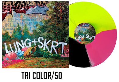 LUNG/SKRT SPLIT LP TRI COLOR/50 (ships in 3-4 weeks)