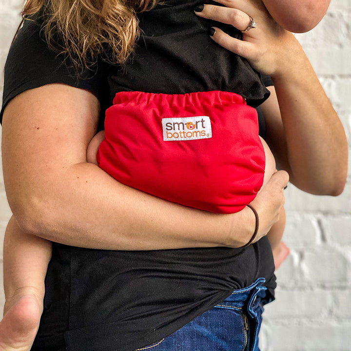 Dream Diaper 2.0 - Basic Red
