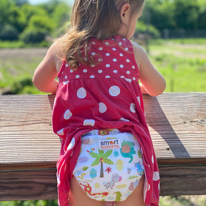 Smart One 3.1 Cloth Diaper - Wild About You