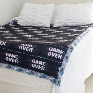 Cuddle Blanket - Game Over